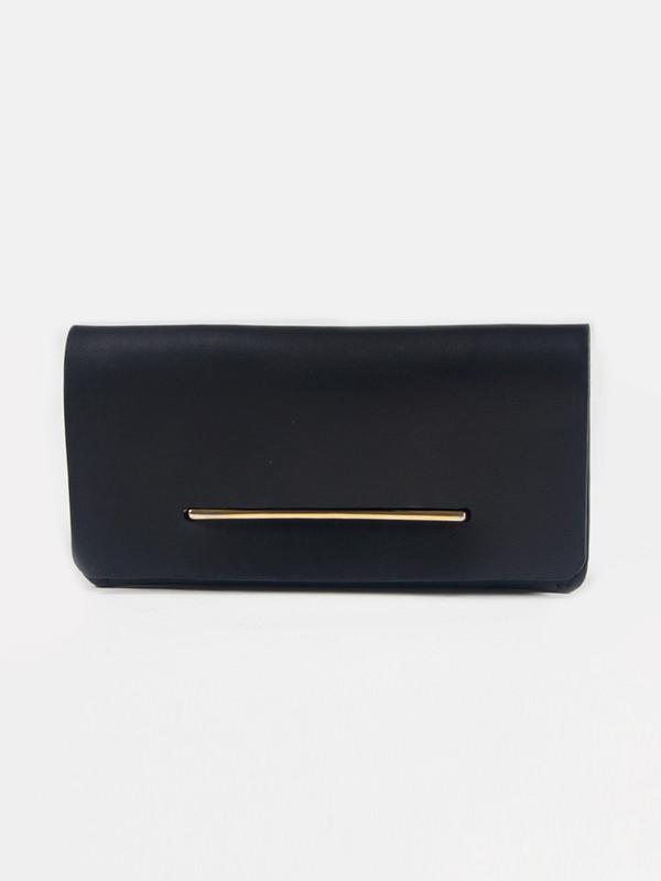 AANDD Accordion Wallet Black