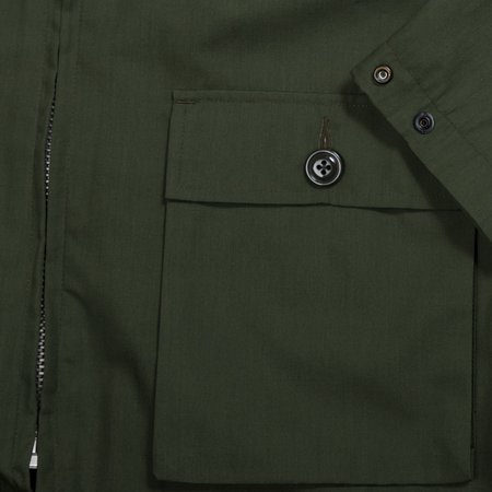 August Fifteenth Camp Parka - Olive