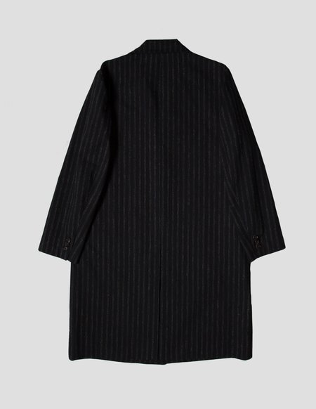 Kapatid NYC Coat - Chalk Stripe