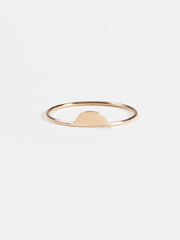 Kristen Elspeth Axe Ring
