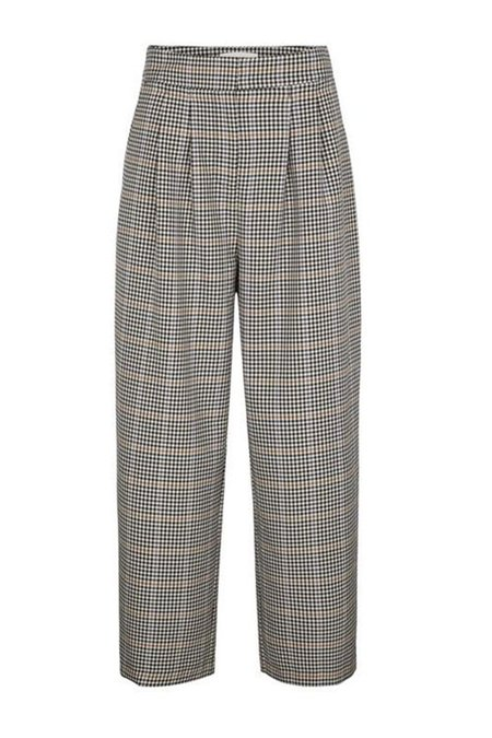 Just Female Holmes Wide Leg Trousers