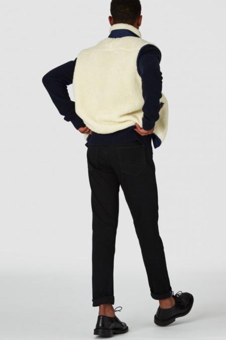 Kings Of Indigo Charles Mid Rise Slim Fit Denim Jeans - Stay Black