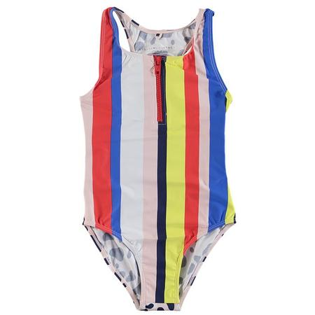 KIDS Stella McCartney Child Swimsuit With Zip Detail - Multicolour