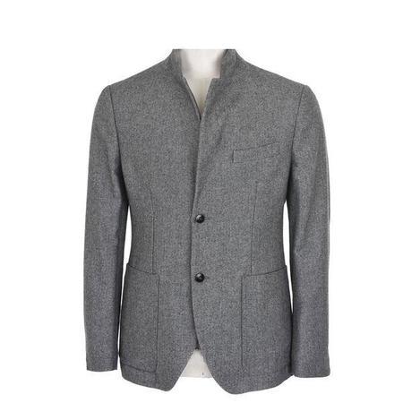A.B.C.L. Giacco Herringbone Suit Jacket