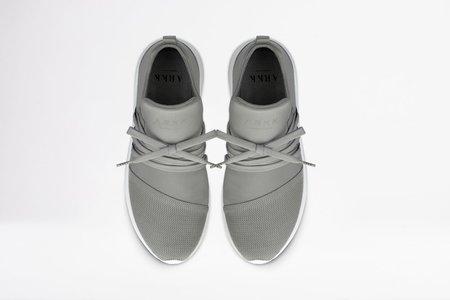 ARKK Raven Mesh Sneaker - Grey/Black