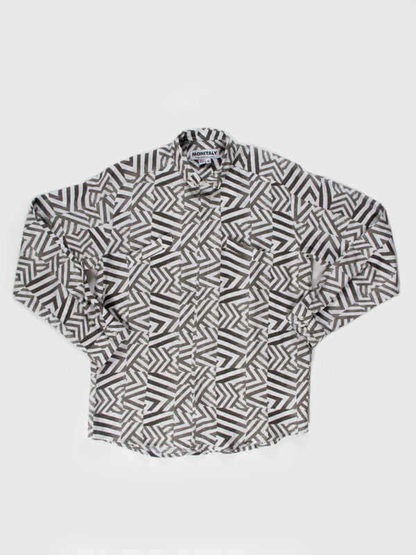 Men's Monitaly George Shirt