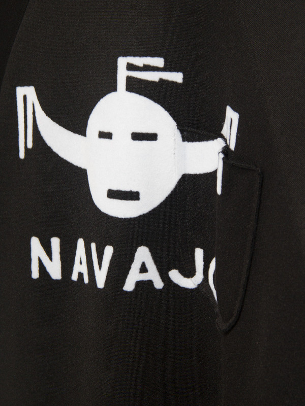 Men's Monitaly Navajo Fleece Pullover