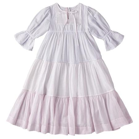 KIDS Love By Nellystella Baby And Child Adina Dress - Multicolour White
