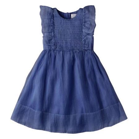 KIDS Love By Nellystella Baby And Child Mae Dress - Venture Violet Purple