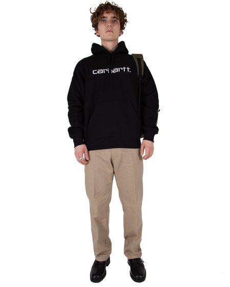 CARHARTT WIP Hooded Carhartt Sweat - Black