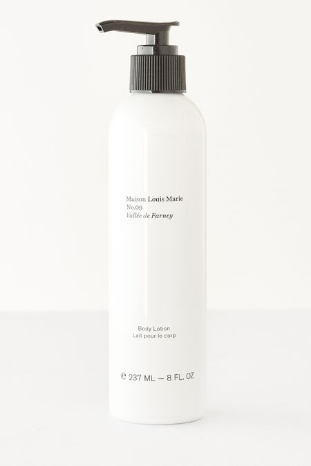 MAISON LOUIS MARIE NO. 09 VALLEE DE FARNEY BODY LOTION