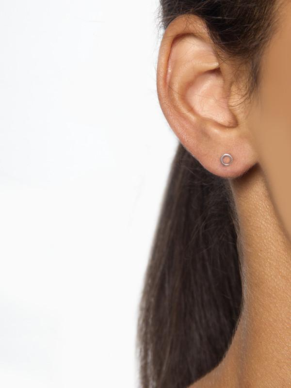 Still House Rala Earrings Rose Gold