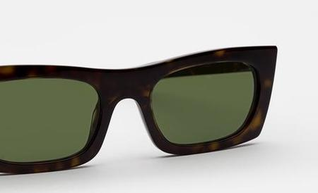 UNISEX RetroSuperFuture Fred Havana eyewear - Green