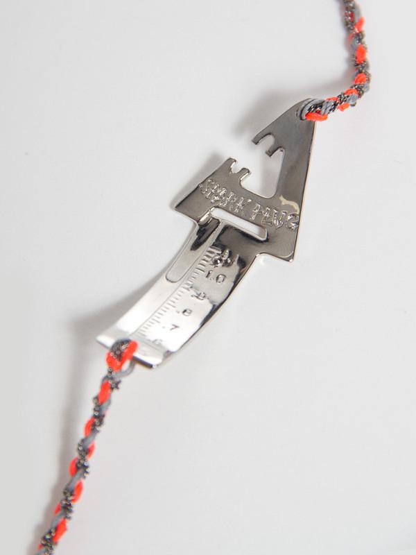 Venessa Arizaga Sparky Bracelet Silver