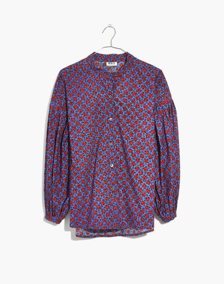 WHiT Neely Shirt - Scribble Dot