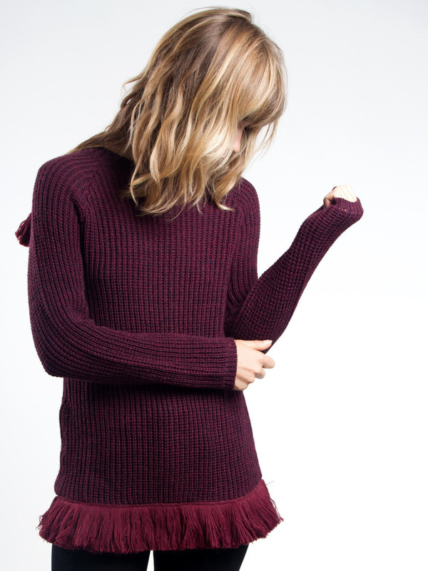 Delfina Balda Stone Knit Sweater