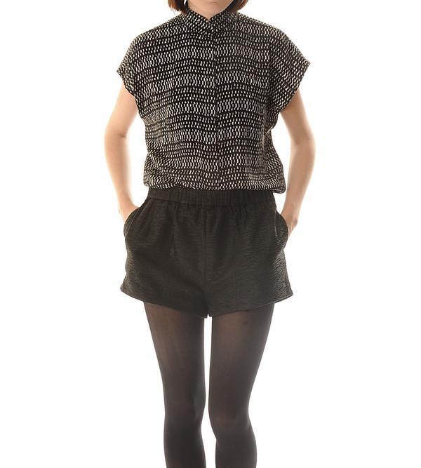 Shakuhachi Crinkle Short