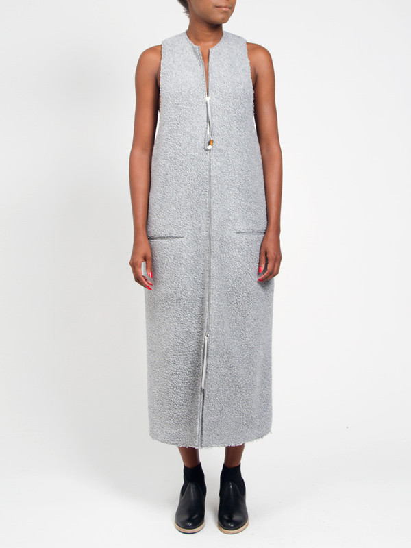 CF Goldman Zip Vest Dress