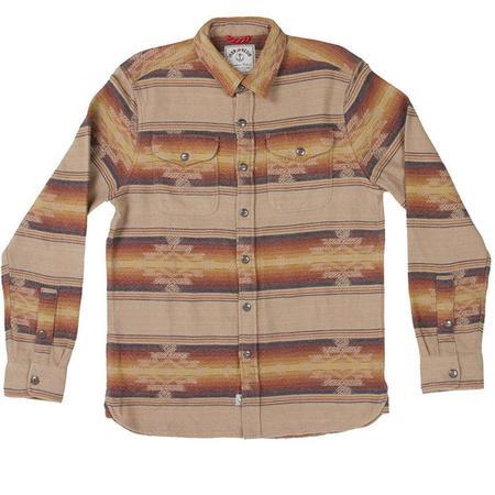 Iron and Resin Klamath Flannel Shirt