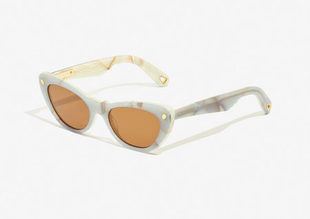 Lucy Folk Slice of Heaven Sunglasses - Icebergs