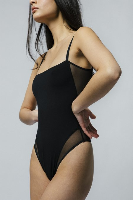 Mary Young Nalini Bodysuit - Black