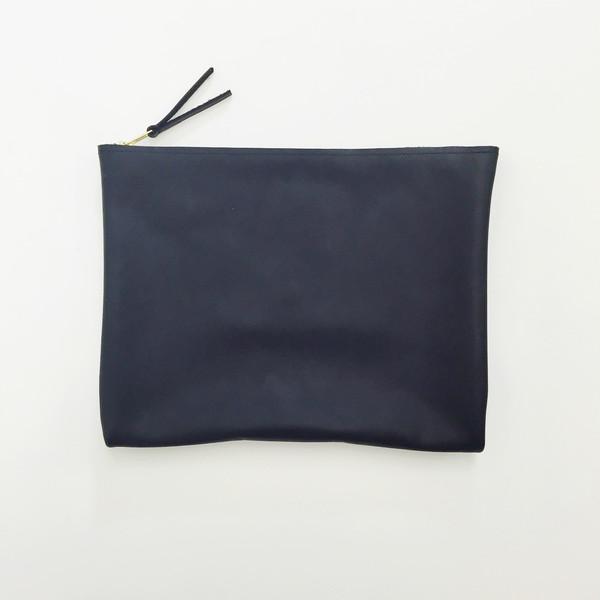 ARA Handbags - Black Clutch No. 4