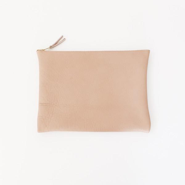 ARA Handbags - Nude Clutch No. 4