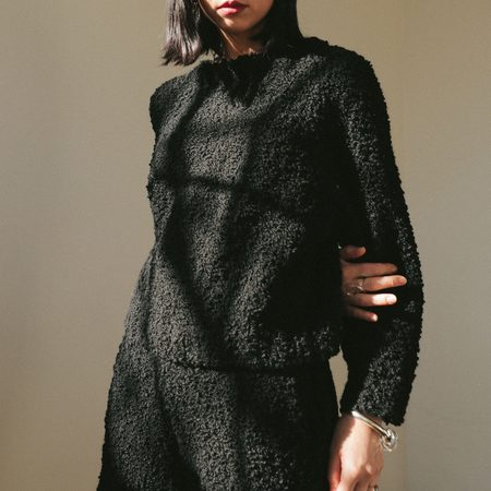 Kordal Textured Sweater