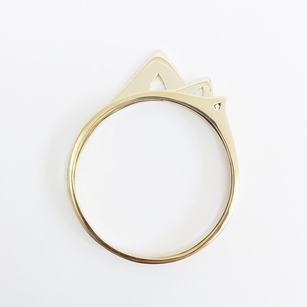 Twenty Two Hours Peak Bangle