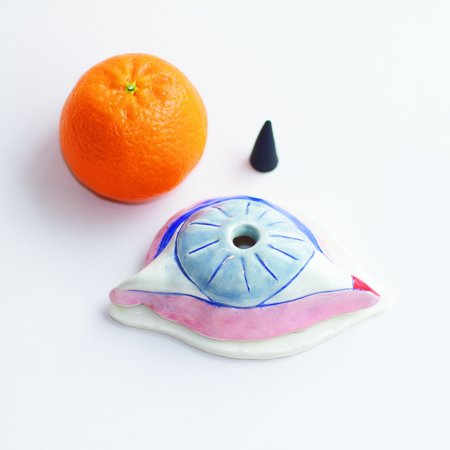 Rush Home Ceramics Medium Eye