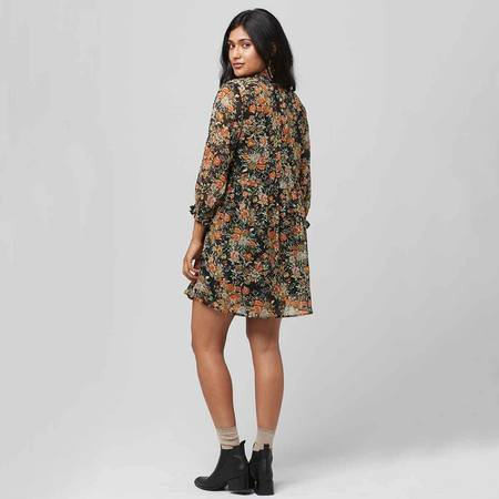 Knot Sisters Kortnee Dress - Elaine Floral