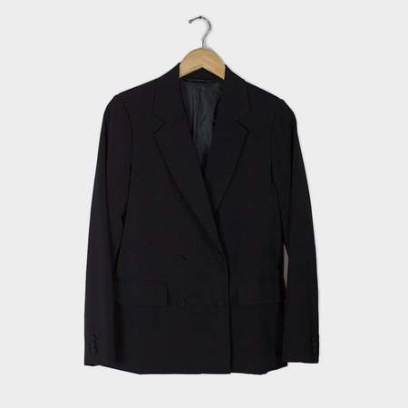 Knot Sisters Professor Jacket - Black