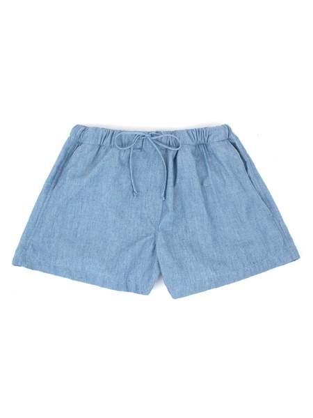 Mollusk Baja Shorts - Indigo Cosmos