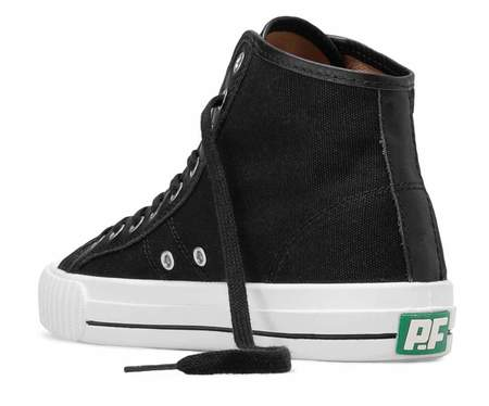UNISEX PF Flyers High Top - Black