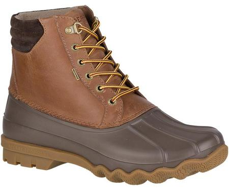 Sperry Avenue Duck Boot - Tan/Brown