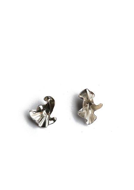 Tiro Tiro fil earrings - silver