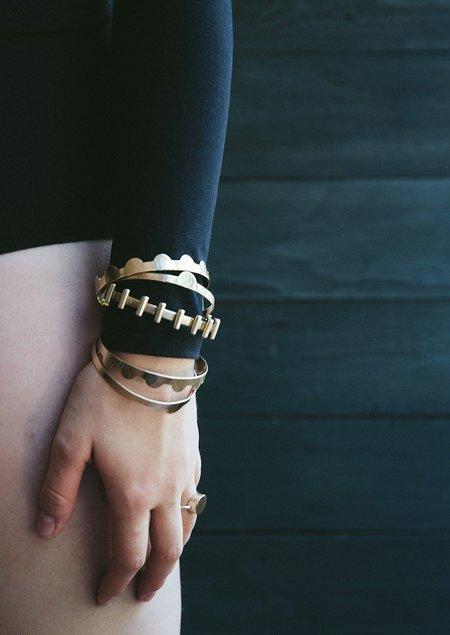 Tiro Tiro Gemma Ring - Brass