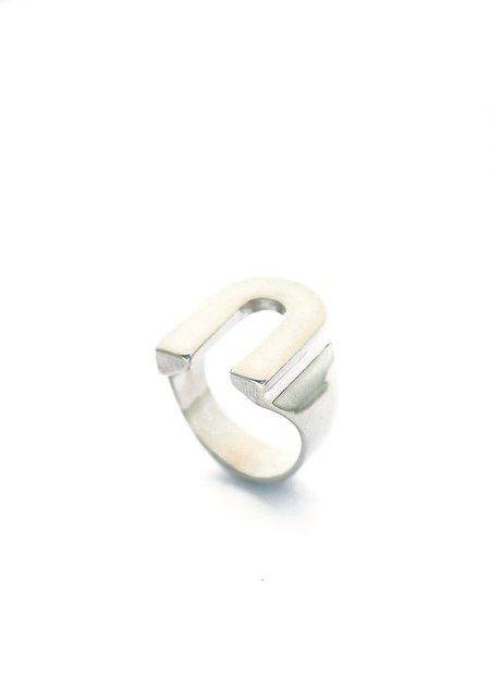 Tiro Tiro Vos Ring - Silver