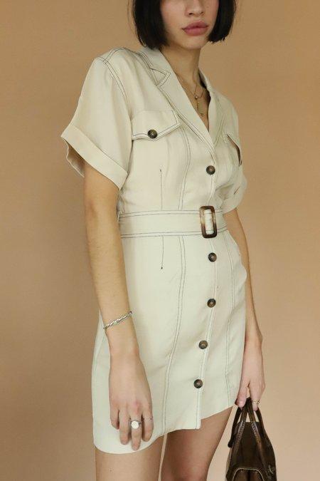 ASTR The Label Freehand Safari Dress