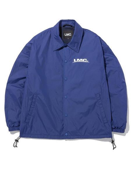 LMC Tech Logo Coach Jacket - Blue