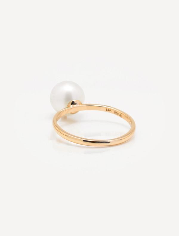 Nektar De Stagni Pearl Pave Ring