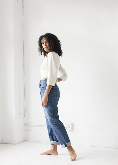 AGOLDE 90's Mid Rise Loose Fit jean - Placebo