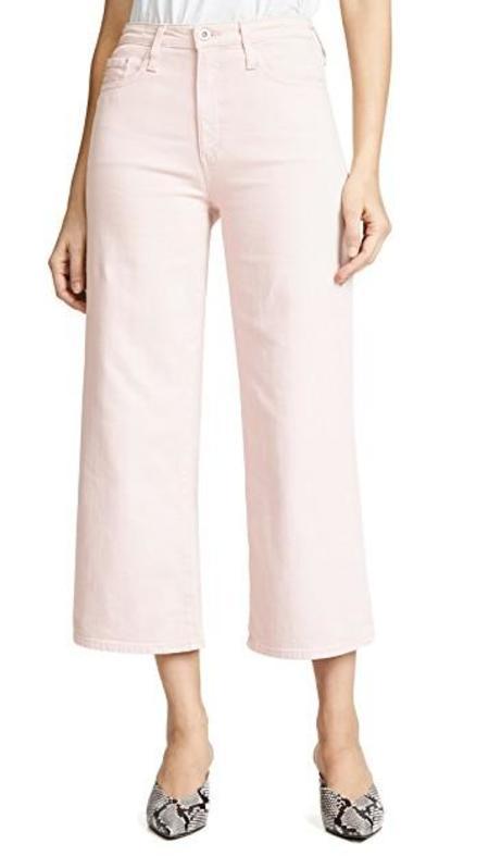 AG Jeans Etta Jeans - Sulfur Peaked Pink