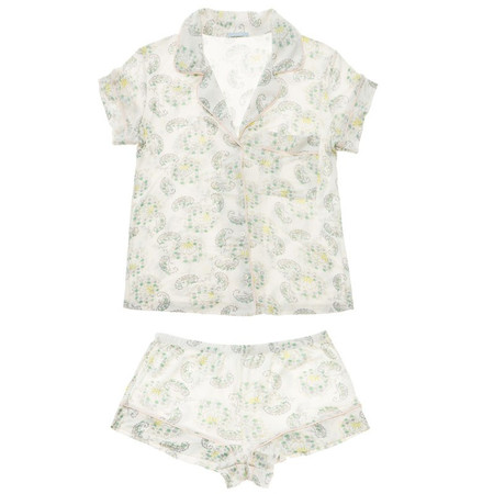 Eberjey SLEEP CHIC SHORT PJ SET