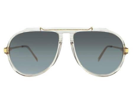 Celine 40025I Sunglasses - TRANSPARENT