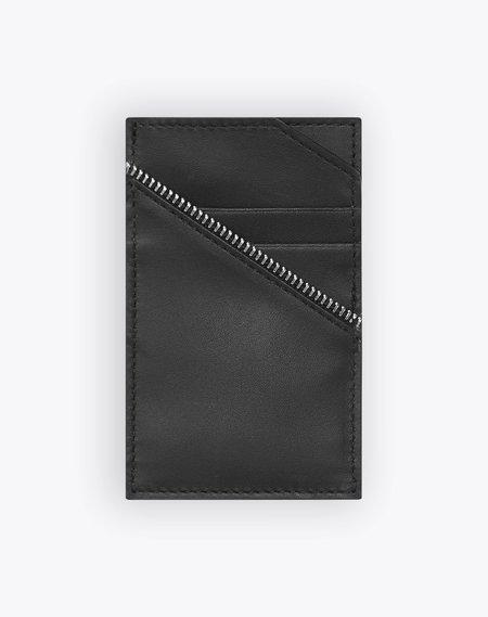 Unisex South Lane Avant Pure Cardholder - Pure Black