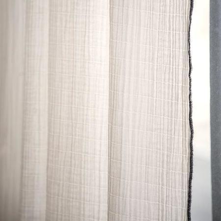 Moumout Paris Curtains - Milk White