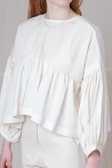 STORY mfg. MON TOP - SUNBLEACHED