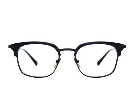 DITA Nomad 51 Glasses - MATTE BLACK