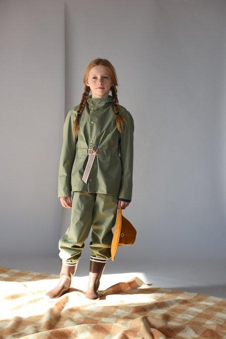 Kids Faire Child Waistcoat - Acorn